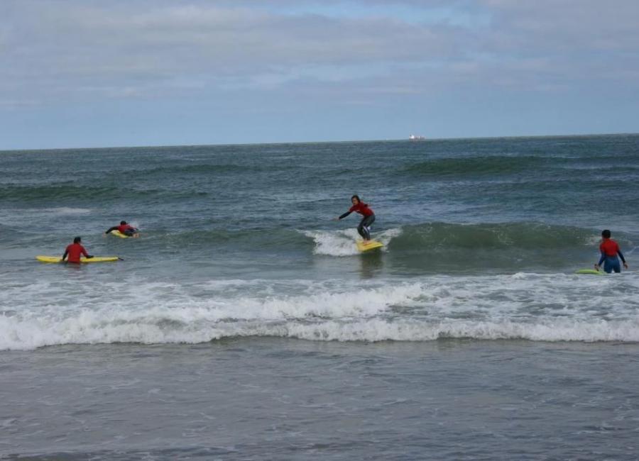 Ecole de surf de l'Océan à Anglet