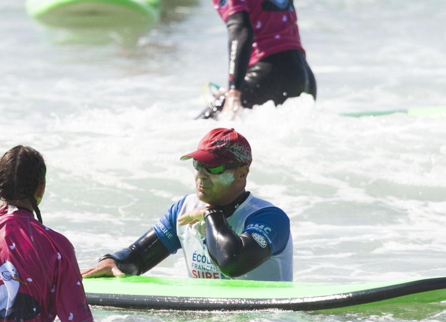 Ecole de surf basée à Anglet